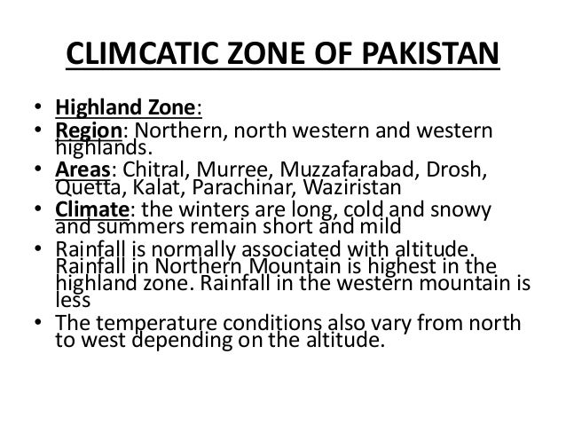 geography climate and environment of pakistan The environment's impact on early agrarian civilizations  the incas overcame geography and climate by using technology to build an advanced settlement called machu picchu in the andes mountains .