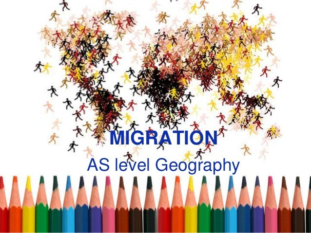 geography and migration