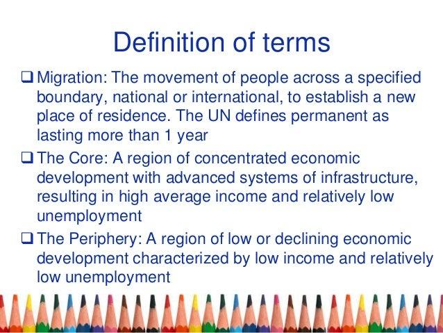 Migration Definition Bamf Bundesamt Fur Migration Und