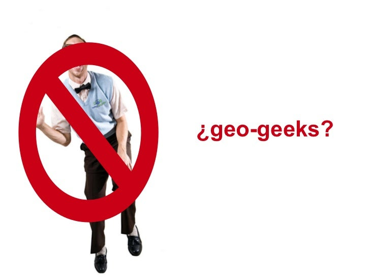 ¿geo-geeks?