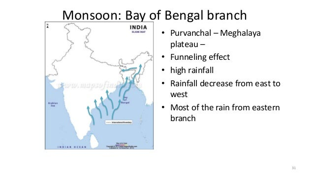 Bay of bengal monsoon season