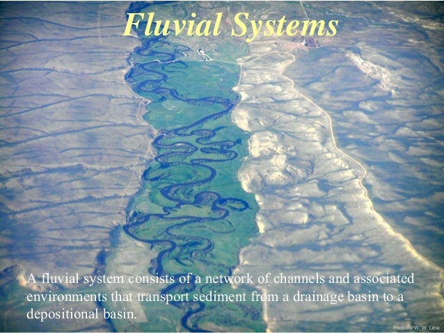 fluvial system facies Morphologic and facies trends through the fluvial–marine transition in tide in the transition to the fully fresh-water environment of the fluvial system.
