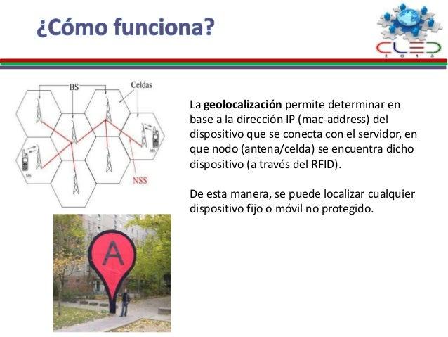 Geolocalización móvil Slide 3