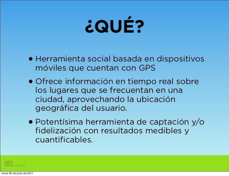 Redes Sociales y Geolocalizacion Slide 2