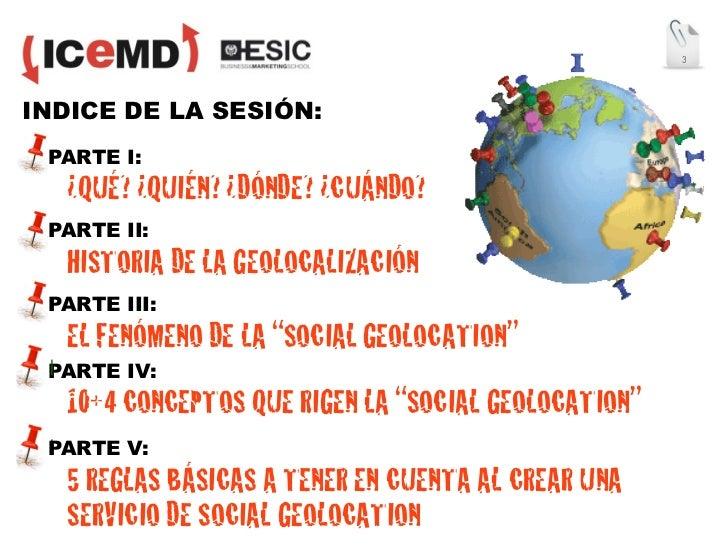 Geolocalizacion: De lo global a lo local- Marzo 2011 Slide 3