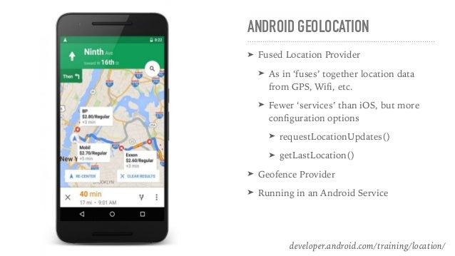phone geolocation service