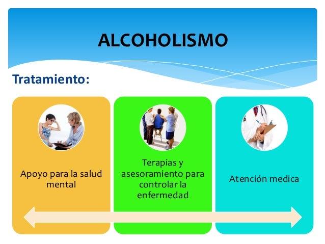 El tratamiento contra el alcoholismo por las hierbas