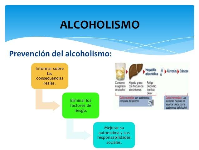 La temperatura después de la codificación del alcoholismo
