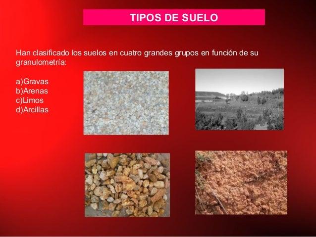 Geologia clase vii meteorizacion suelos for Tipo de suelo 1