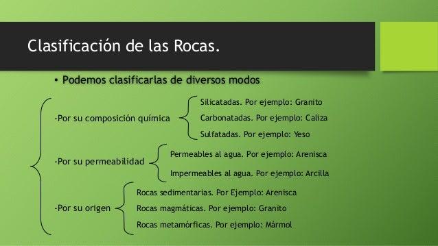 Tipos de clasificaci n de las rocas y su aplicaci n en la for Clasificacion del marmol