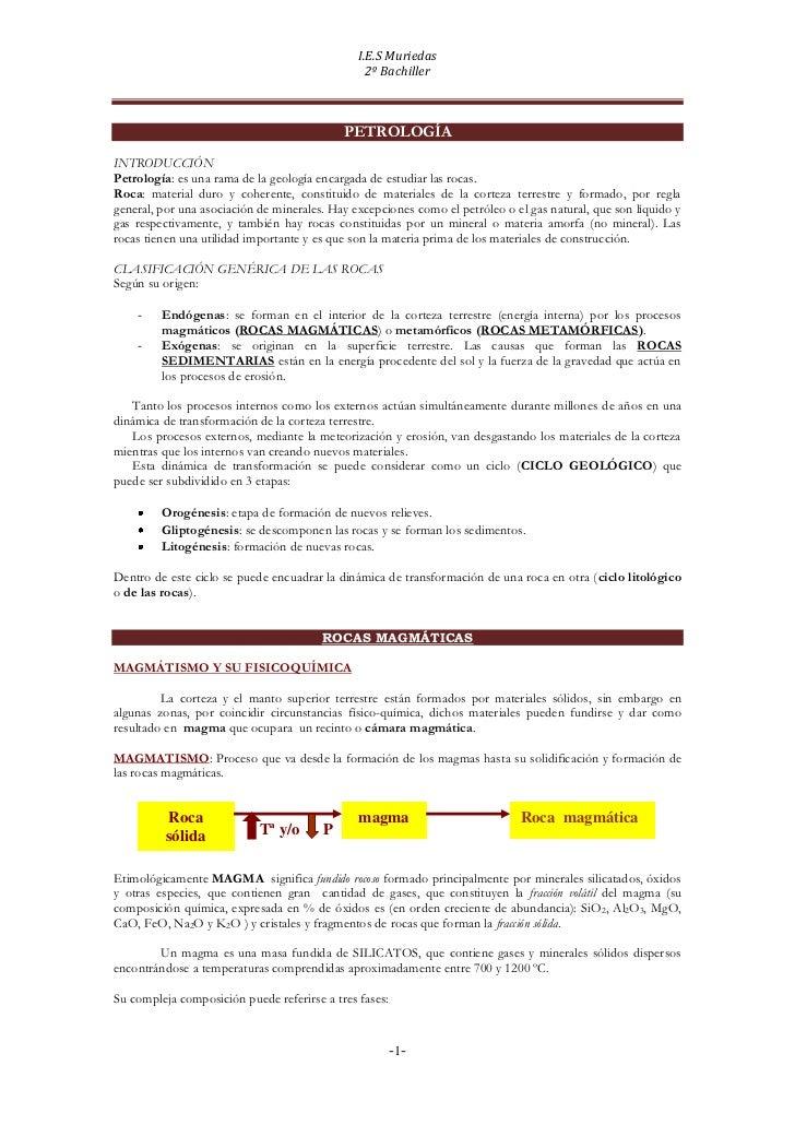 I.E.S Muriedas                                                 2º Bachiller                                            PET...