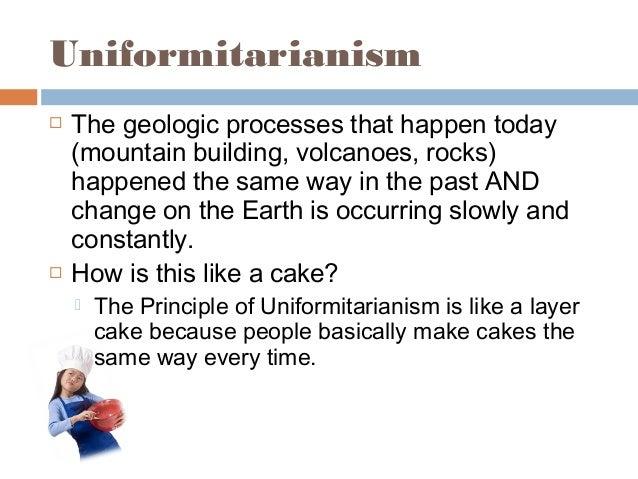 Geologic Similes Slide 2
