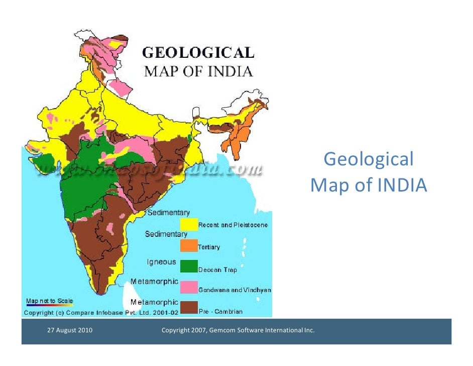 Geological Map Of India.Geological Map Of India Compressportnederland