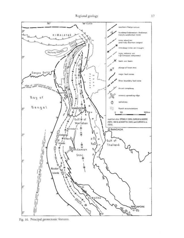 Geology of Burma (F.Bender,1983)