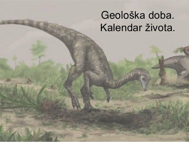 Metode datiranja geoloških doba