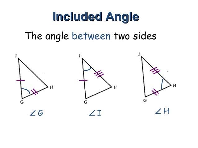 Triangle Congruences. Not!
