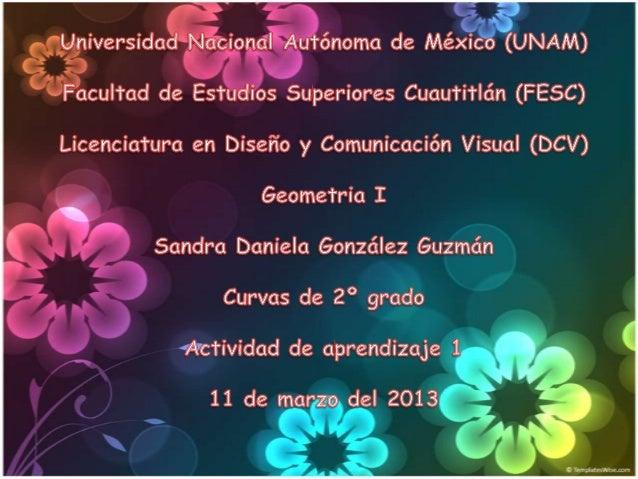 TEMA:                                                                                   TEMA:UNAM   GEOMETRIA 1           ...