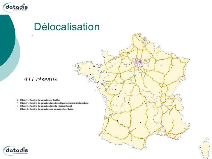 Délocalisation411 réseaux