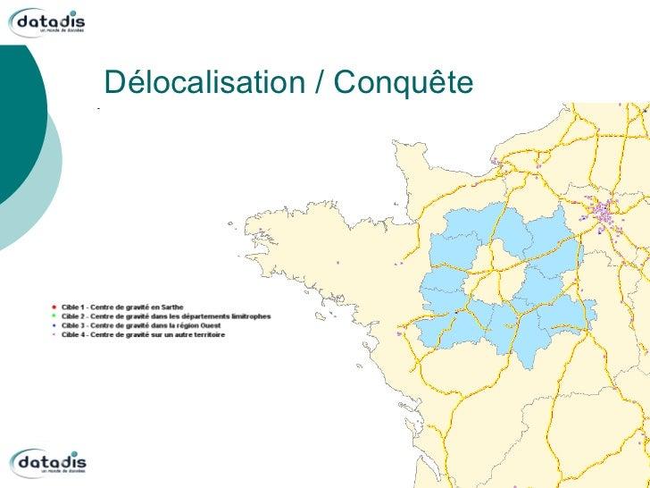 Délocalisation / Conquête