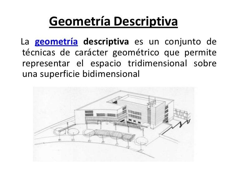 Geometra y sus Aplicaciones
