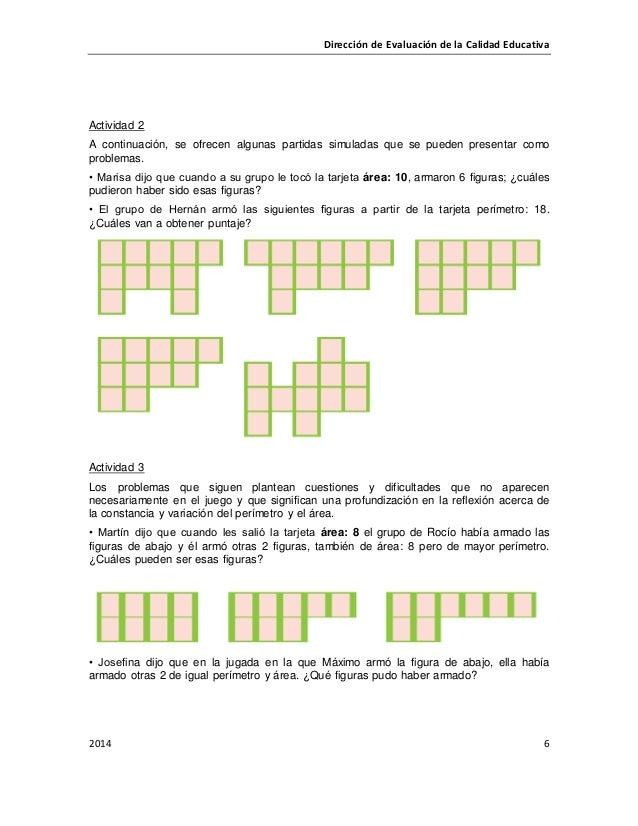 Geometría cuarto y quinto grado