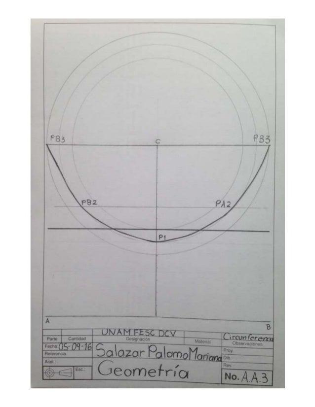 Geometría i – unidad 3 – tema 3 y 4 – actividad de aprendizaje 1
