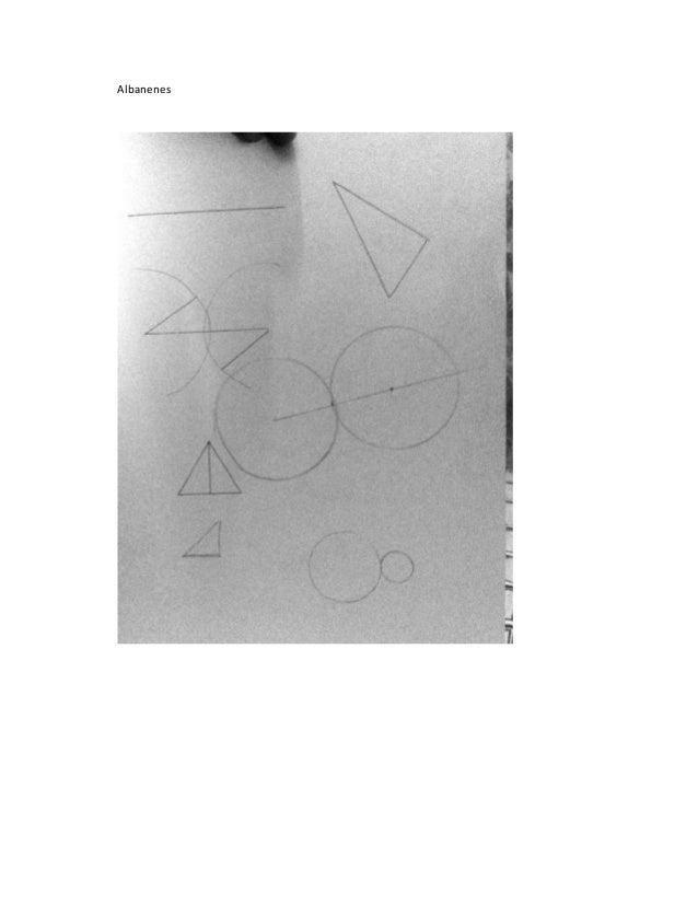 Geometría plana