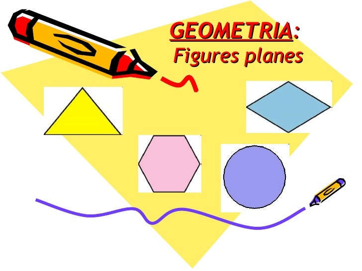 GEOMETRIA:Figures planes