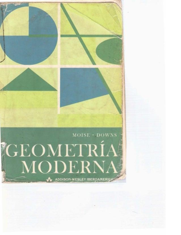 Geometria moderna-moise
