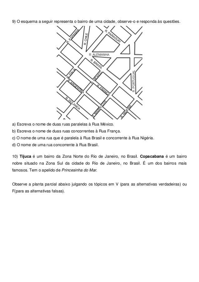Atividade de Geometria 6º ano (retas) Slide 3