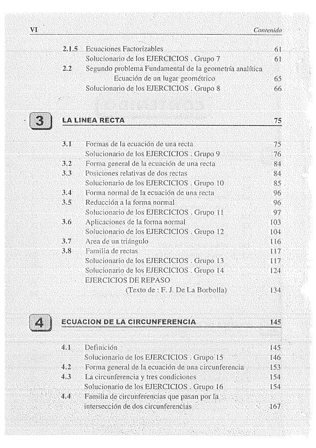 geometria analitica charles lehmann solucionario
