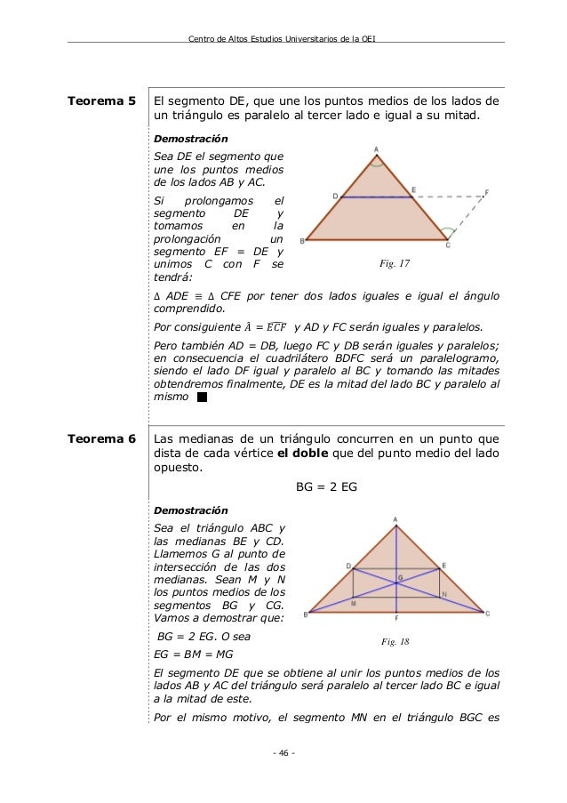 Geometria del plano