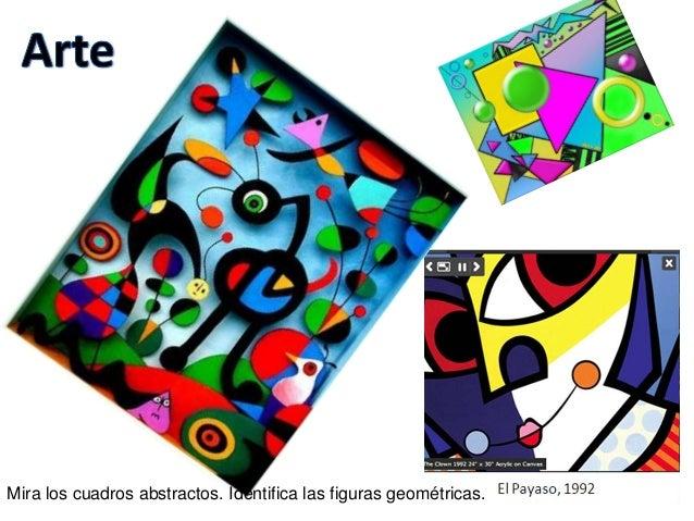 Geometria didactic unit bilingual for Imagenes de cuadros abstractos geometricos