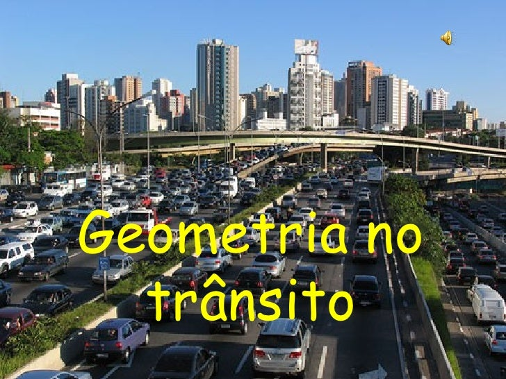 Geometria no trânsito