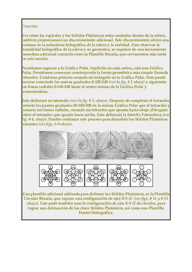 Geometria sagrada i y ii