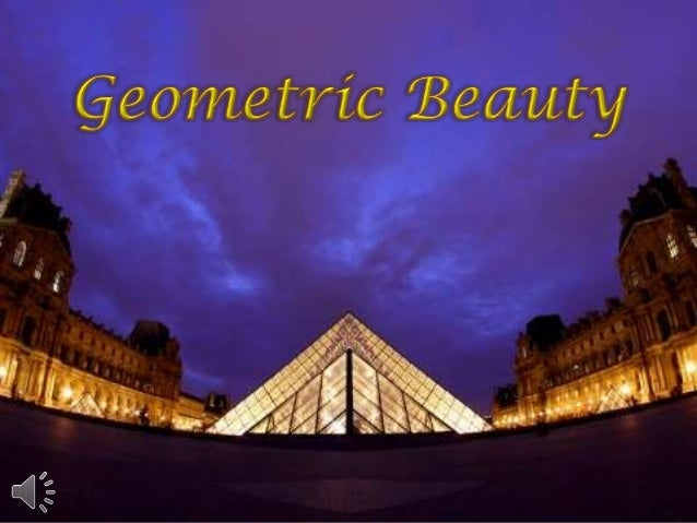Geometric beauty (v.m.)