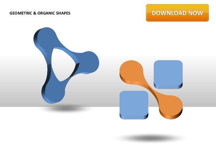 Geometric Organic Shapes