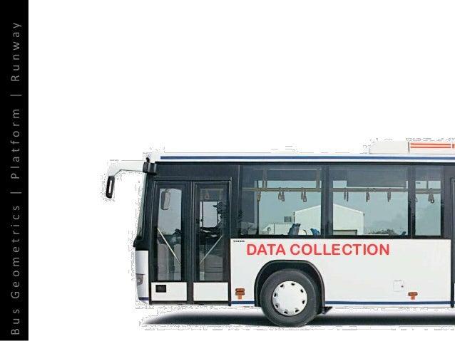 Bus Geometrics | Platform | Runway        DATA COLLECTION