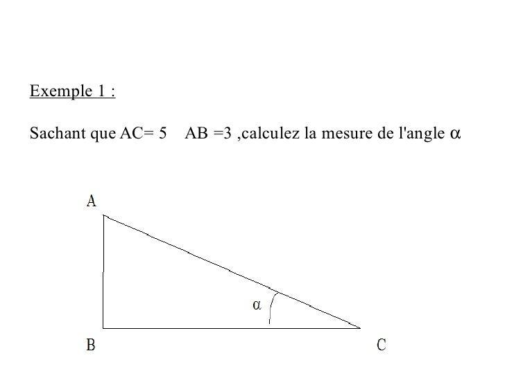 Geometrie4  Relations Trigonometriques Slide 2