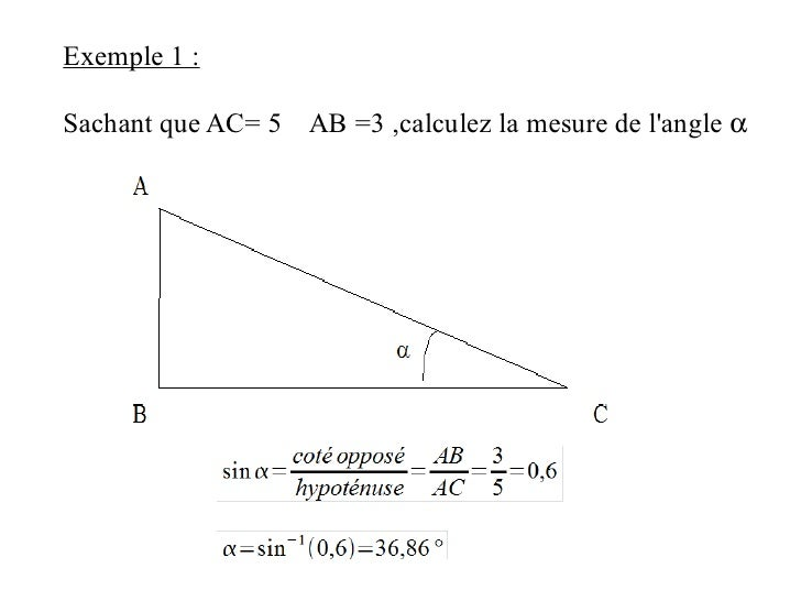 Geometrie4  Relations Trigonometriques Slide 3