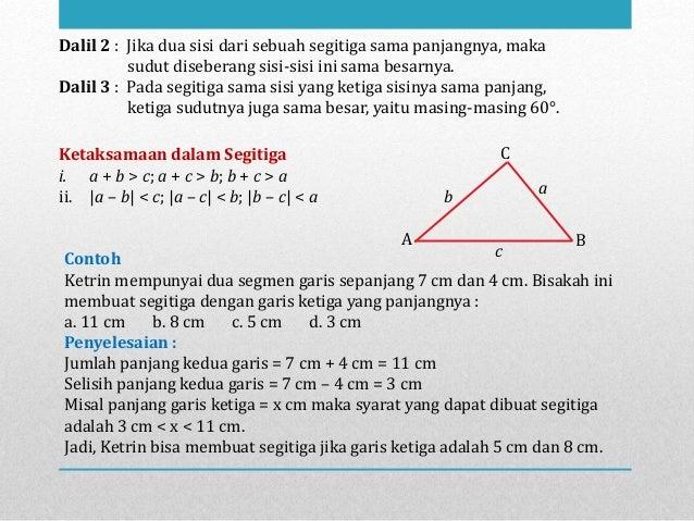 Geometri Peminatan Slide 3
