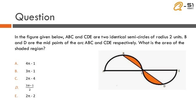 gmat geometry hard math problem triangle and semicircle geometry problem solving question 8 2