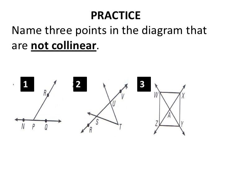 Three Point Plane : Geometry points lines planes