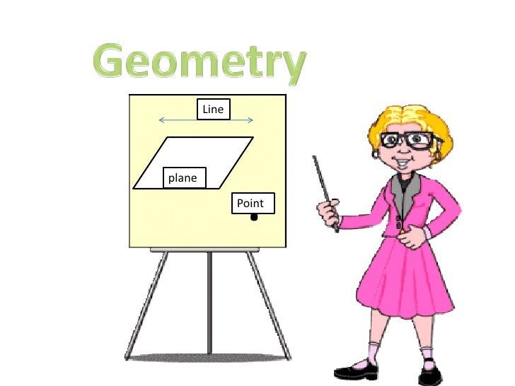 GEOMETRY: POINTS, LINES  PLANES