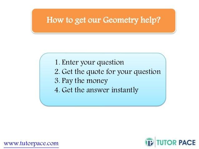 Help in geometry homework