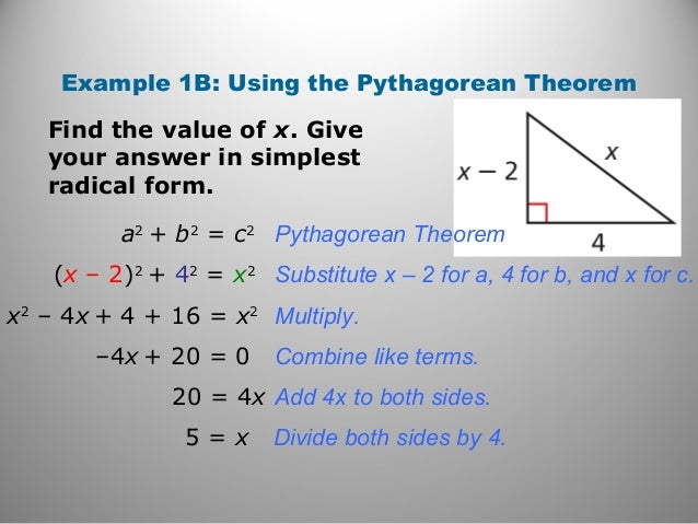 geometry-unit-81-7-638 Simplest Radical Form Example on what is square root 450, how put, simplify number, square root 47,