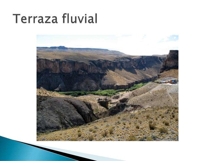 Geomorfolog a for Terrazas fluviales