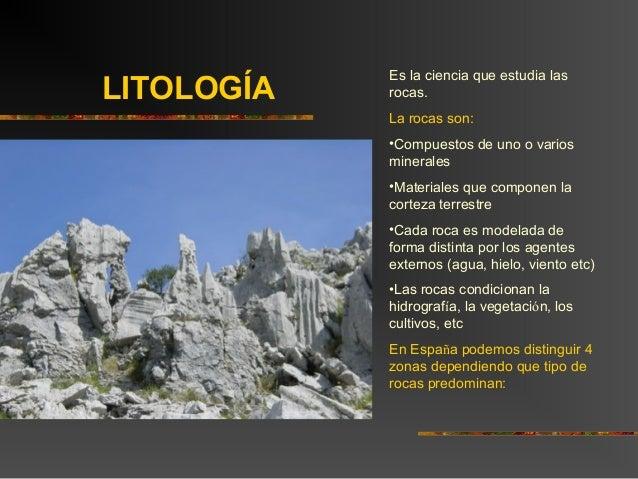 GEOMORFOLOGIA ESO Slide 2