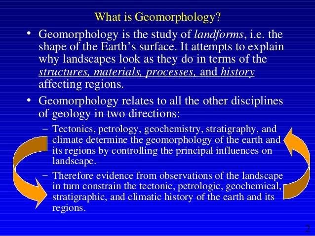 Geomorphology Degree Programs - Study.com