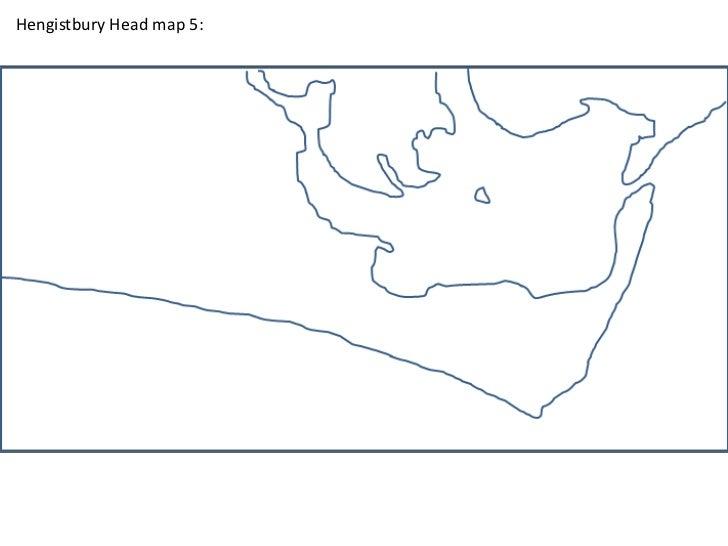 Hengistbury Head map 5: